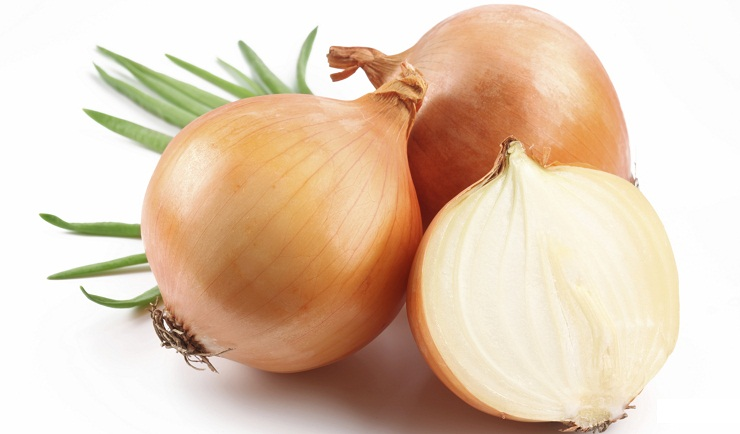 how to get fever with onion