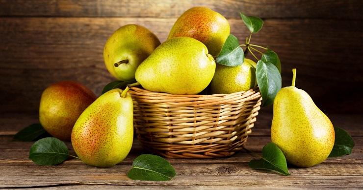 Mature mega pear