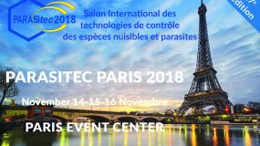 Parasitec Paris 2018