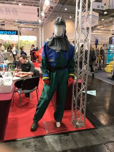 IPM Essen 2019 safety equipment