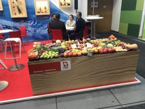 Fruit Logistica 2019 fruits