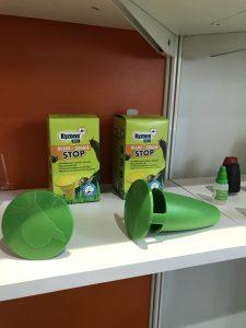 Fruit Logistica 2019 kyzone snail trap