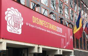 Disinfestando Milan 2019