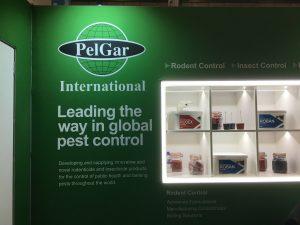 PelGar International PestEx 2019