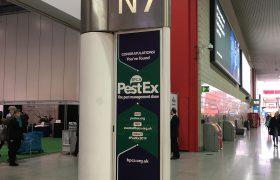 PestEx 2019 London