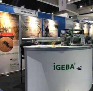 Igeba PestWorld 2019