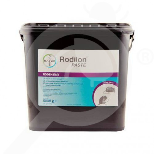 bayer rodentisit rodilon paste 5 kg - 2, small