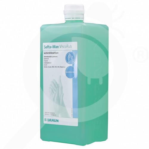 b braun dezenfektant softa man viscorub 1 litre - 1, small