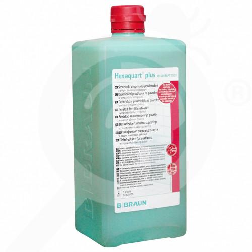b braun dezenfektant hexaquart plus 1 litre - 2, small