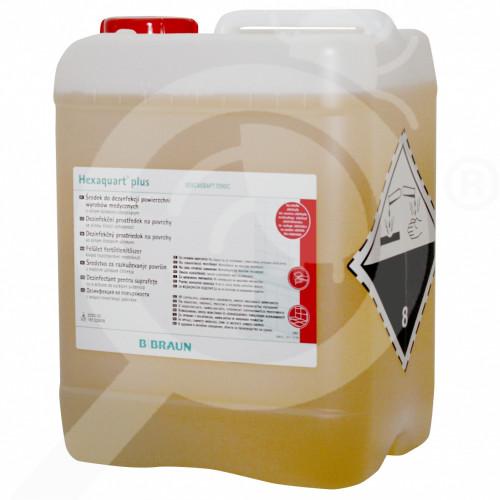 b braun dezenfektant hexaquart plus 5 litres - 1, small