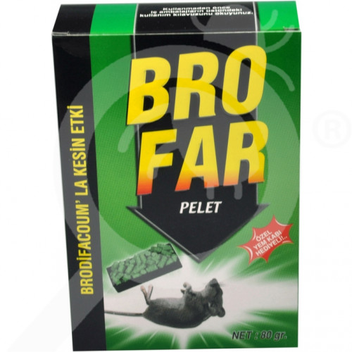 as ilac rodentisit brofar pelet 2 40 g - 1, small