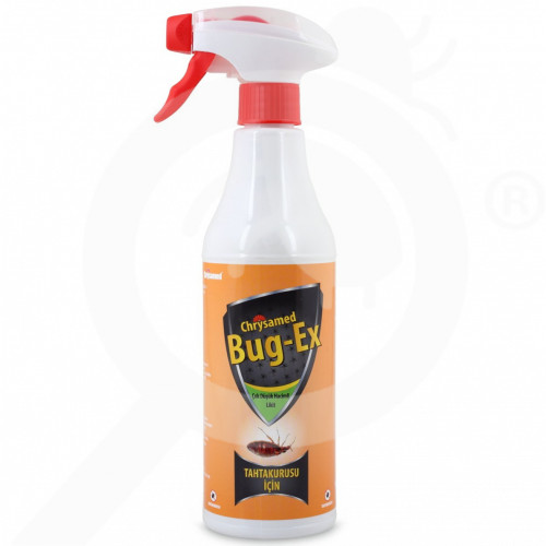 tr chrysamed insecticide bug ex 500 ml - 1, small