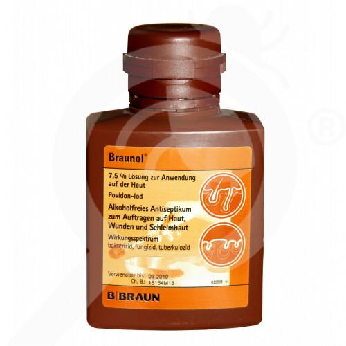 b braun dezenfektant braunol 100 ml - 1, small