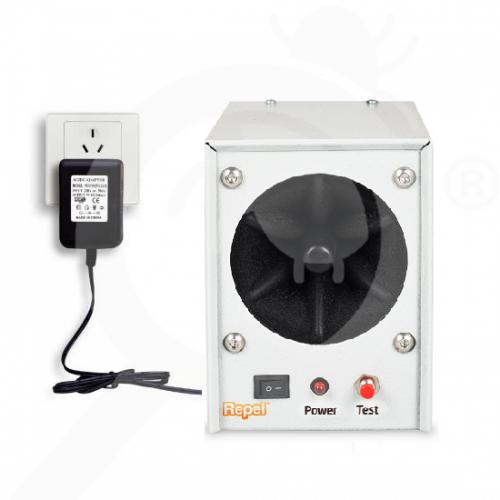 tr repel ultrasonic generator rodent repellent end 700 - 1, small