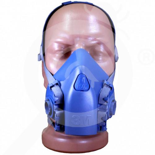 3m solunum maskesi 7500 semi mask - 1, small