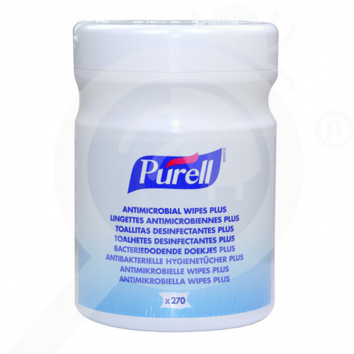 gojo dezenfektant purell plus 270 per box - 1, small