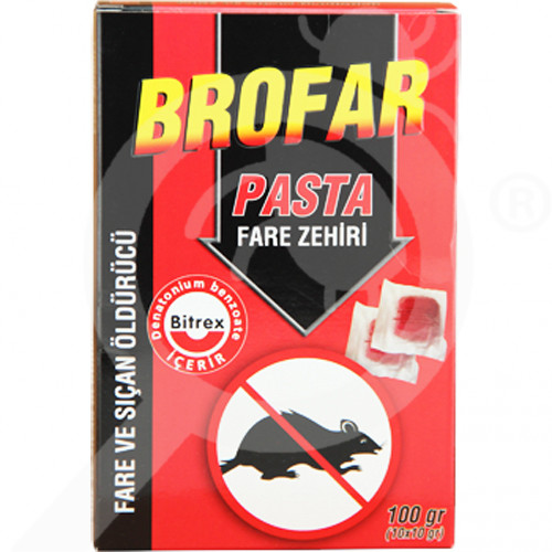 as ilac rodentisit brofar pasta 100 g - 1