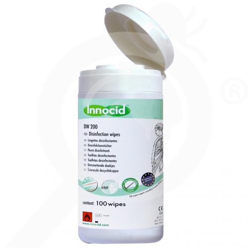 prisman dezenfektant innocid dw i 20 wipes 100 per box - 1, small