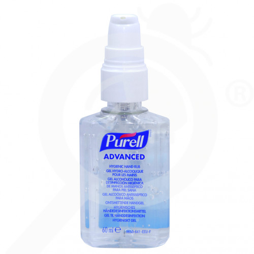 gojo dezenfektant purell 60 ml - 1, small