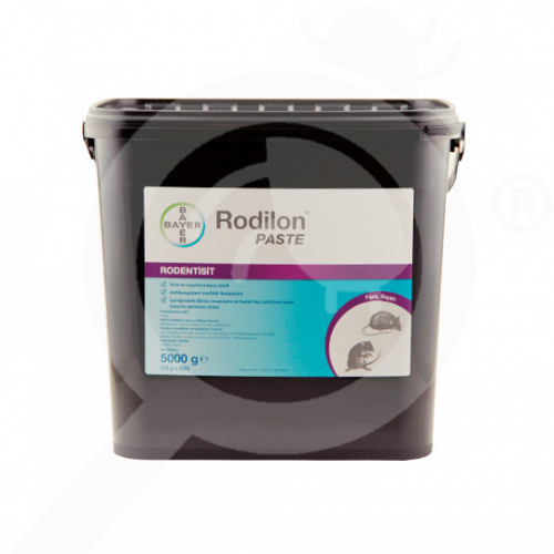 bayer rodentisit rodilon paste 3 kg - 2, small