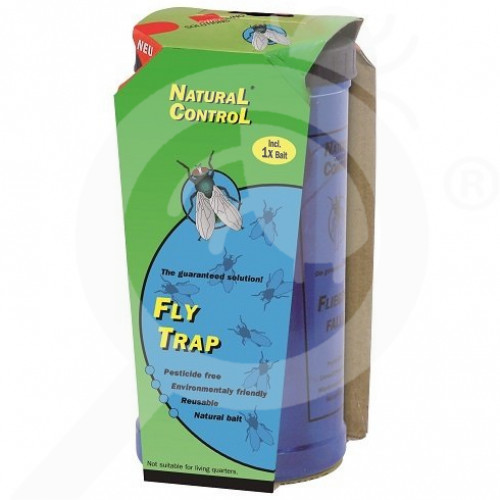 tr natural control adhesive trap fly trap - 1, small