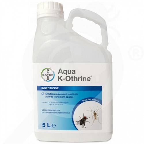 bayer insektisit aqua k othrine 5 litres - 1