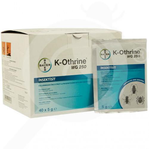 bayer insektisit k othrine wg 250 5 g - 1