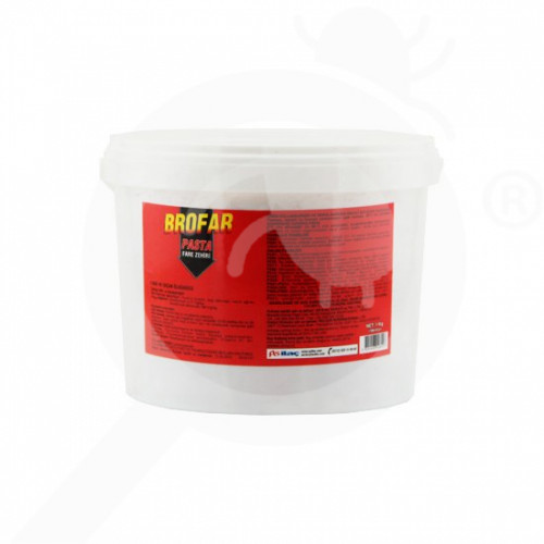 as ilac rodentisit brofar pasta 10 kg - 1