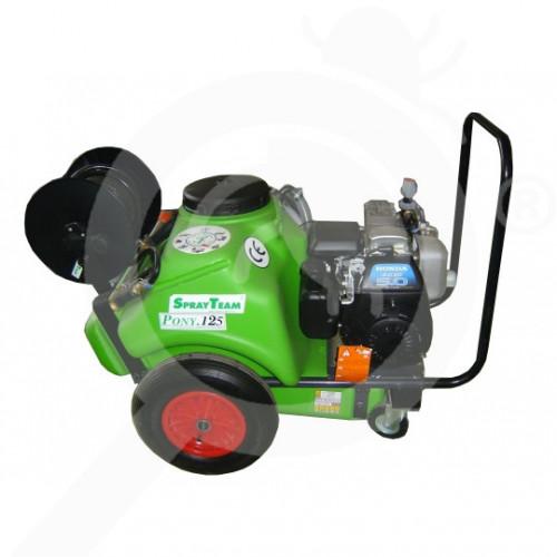 spray team püskürtücü pony baterry powered trolley - 2