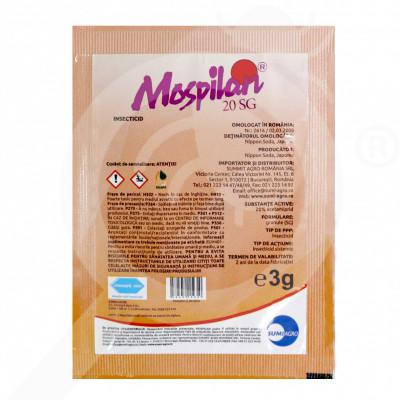 de nippon soda insecticide crop mospilan 20 sg 3 g - 0