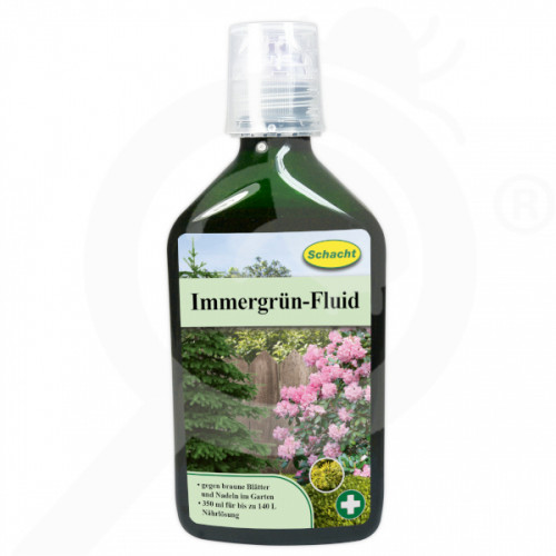 de schacht fertilizer evergreen fluid 350 ml - 0, small