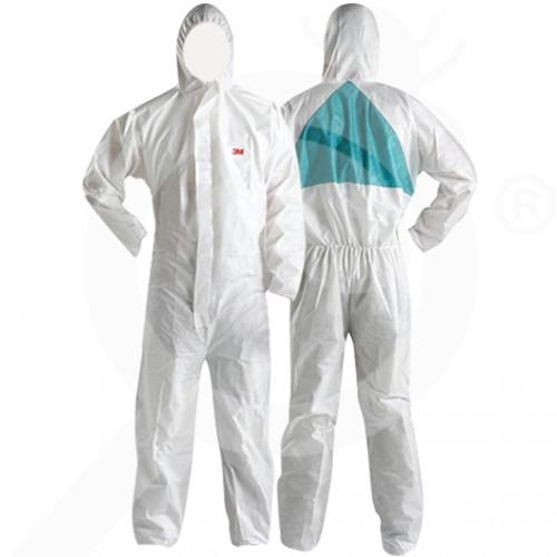 3m schutzausrüstung schutz chemise 4520 xl - 4, small