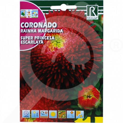 de rocalba seed daisies super princesa escarlata 2 g - 0, small