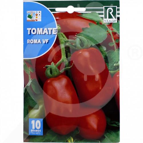 de rocalba seed tomatoes roma vf 10 g - 0, small