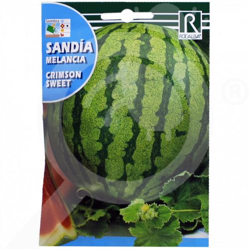 de rocalba seed green watermelon crimson sweet 10 g - 0, small