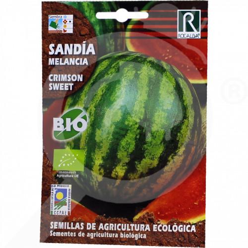 de rocalba seed watermelon crimson sweet 4 g - 0, small