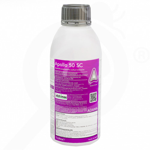 de adama insecticide crop apollo 50 sc 1 l - 0, small