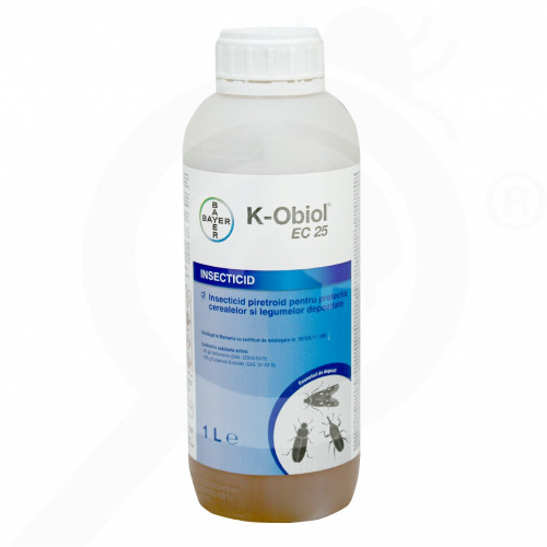 de bayer insecticide k obiol ec 25 1 l - 2, small