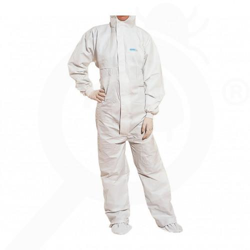 delta plus schutzausrüstung chemikalienschutzkleidung dt117 xxl - 1, small