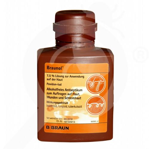 b braun desinfektionsmittel braunol 100 ml - 1, small