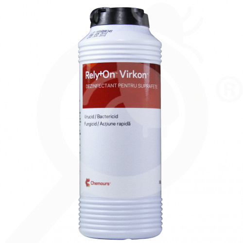 de dupont disinfectant rely on virkon 500 g - 2, small
