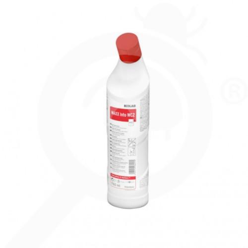 de ecolab detergent maxx2 into wc 750 ml - 0, small