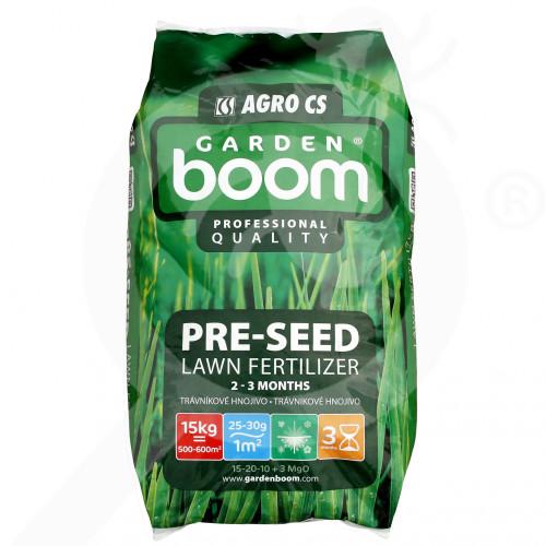 de garden boom fertilizer pre seed 15 20 10 3mgo 15 kg - 0, small