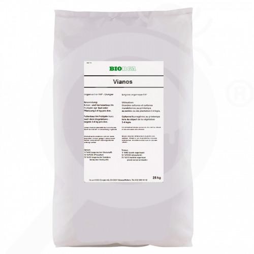 de hauert fertilizer biorga vianos 25 kg - 0, small