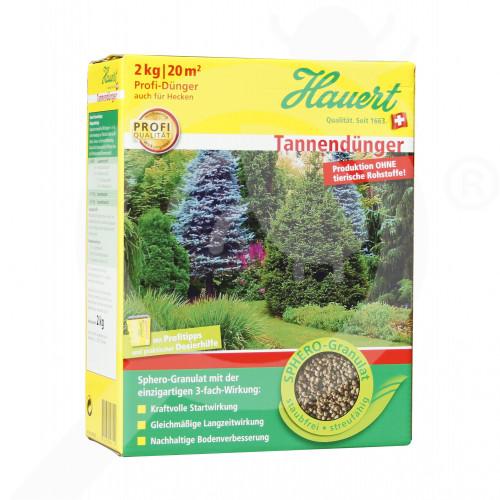 de hauert fertilizer ornamental conifer shrub 2 kg - 0, small