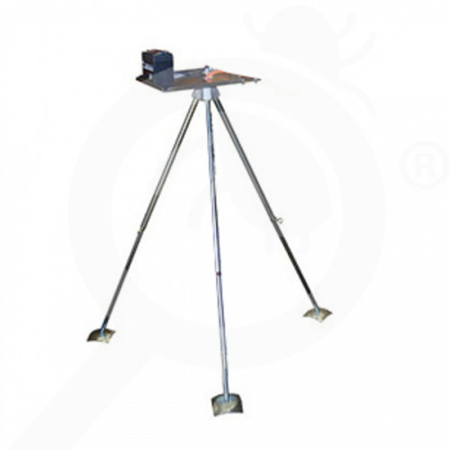 de zon repellent mark 4 rotating tripod - 2, small