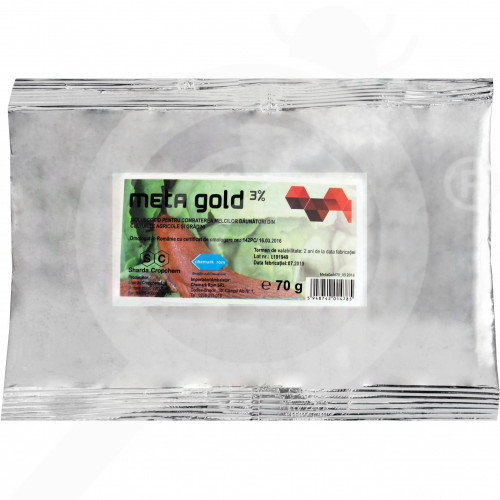 de sharda cropchem molluscocide meta gold 3 gb 70 g - 0, small
