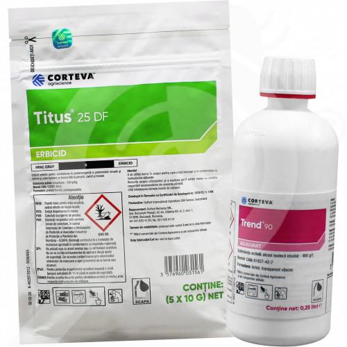 de dupont herbicide titus 25 df 50 g - 2, small