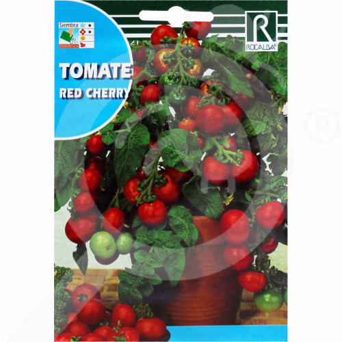 de rocalba seed tomatoes red cherry 1 g - 0, small