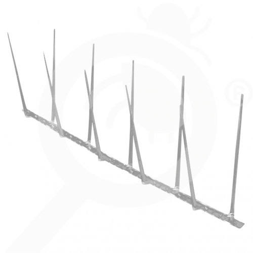 de jones son repellent bird spikes polix 30 2 rows - 0, small
